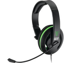 TURTLE BEACH Earforce Recon 30X 2.0 Gaming Headset - Black & Green