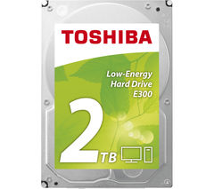 "TOSHIBA E300 3.5"" Internal Hard Drive - 2 TB"
