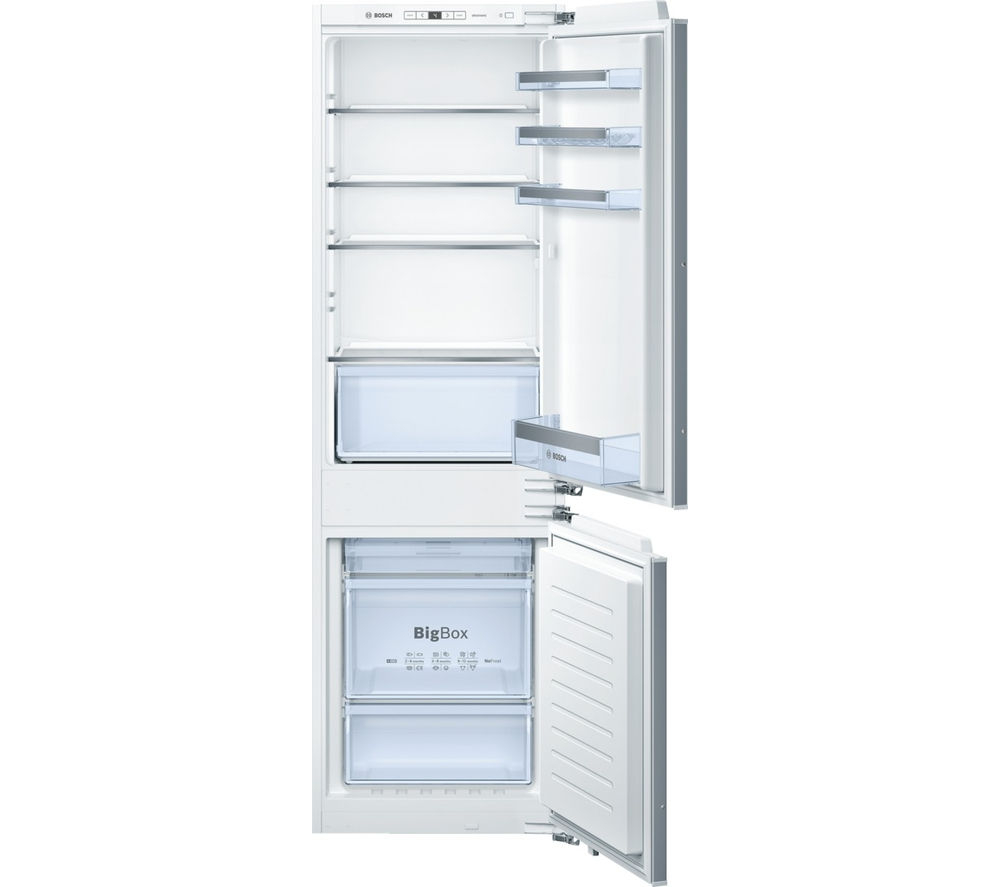 buy bosch kin86vf30g integrated fridge freezer free. Black Bedroom Furniture Sets. Home Design Ideas