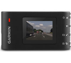 GARMIN 30 Dash Cam - Black