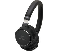 AUDIO TECHNICA ATH-SR5BT Wireless Bluetooth Headphones - Black