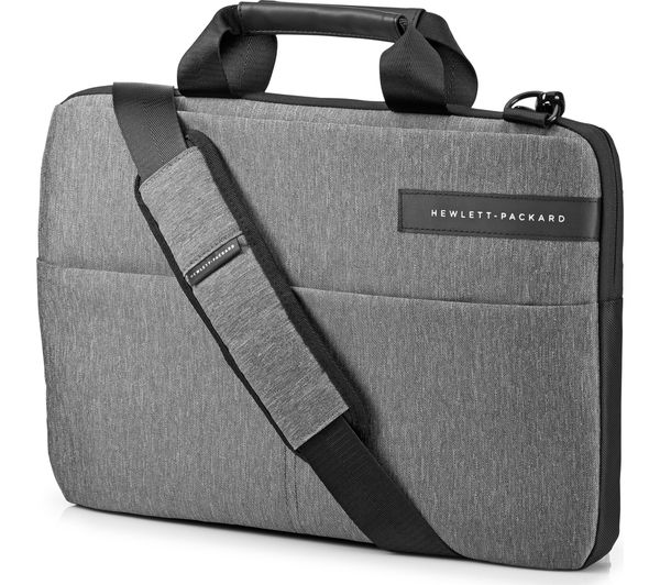"Image of HP Signature Slim Topload 14"" Laptop Case - Grey"