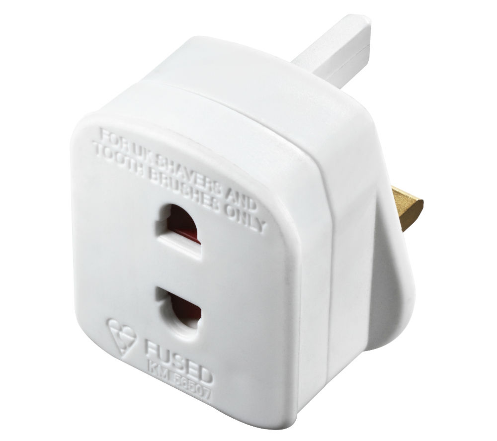 MASTERPLUG SHADC-MP Shaver Adapter
