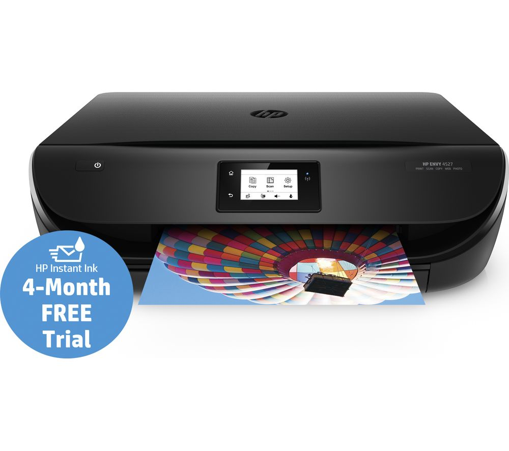 HP Envy 4527 All-in-One Wireless Inkjet Printer Deals