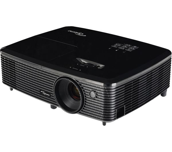 Buy optoma hd142x long throw full hd home cinema projector for Smallest full hd projector