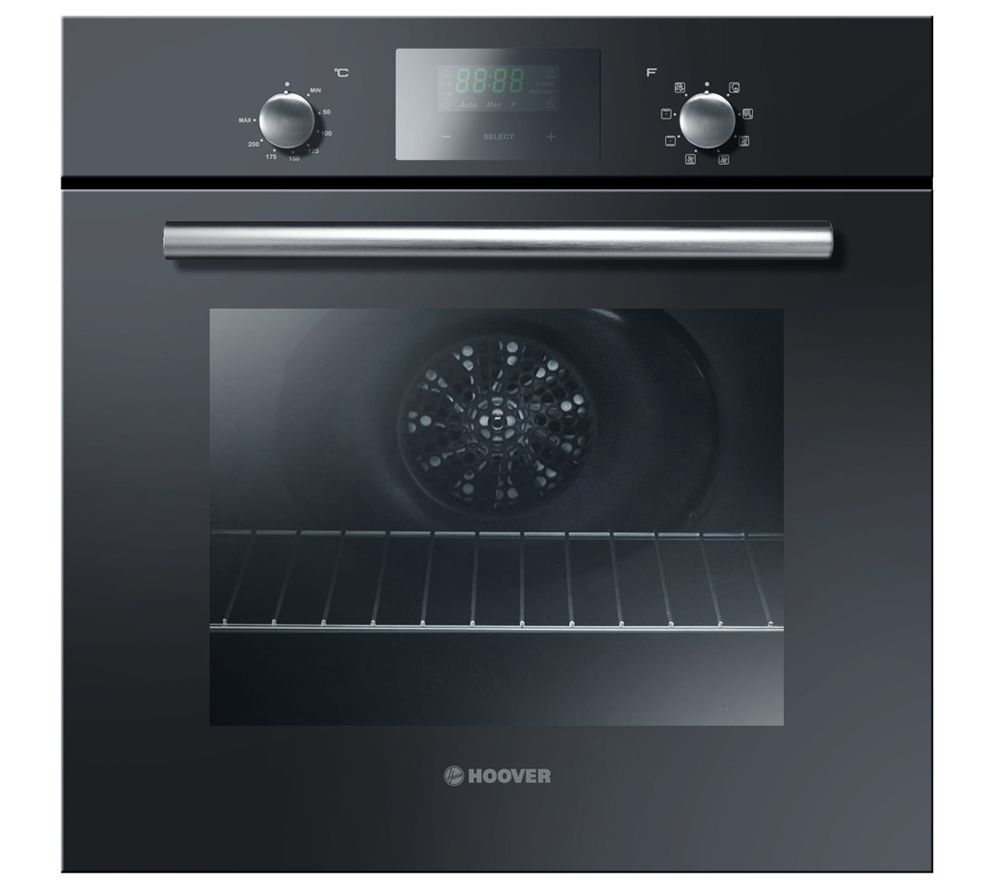HOOVER HOC709/6BX Electric Oven - Black