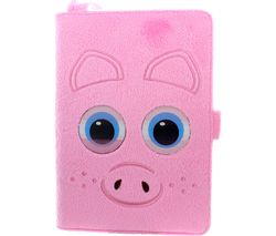 "TABZOO ZOO8PIG 8"" Tablet Folio Case - Pig"