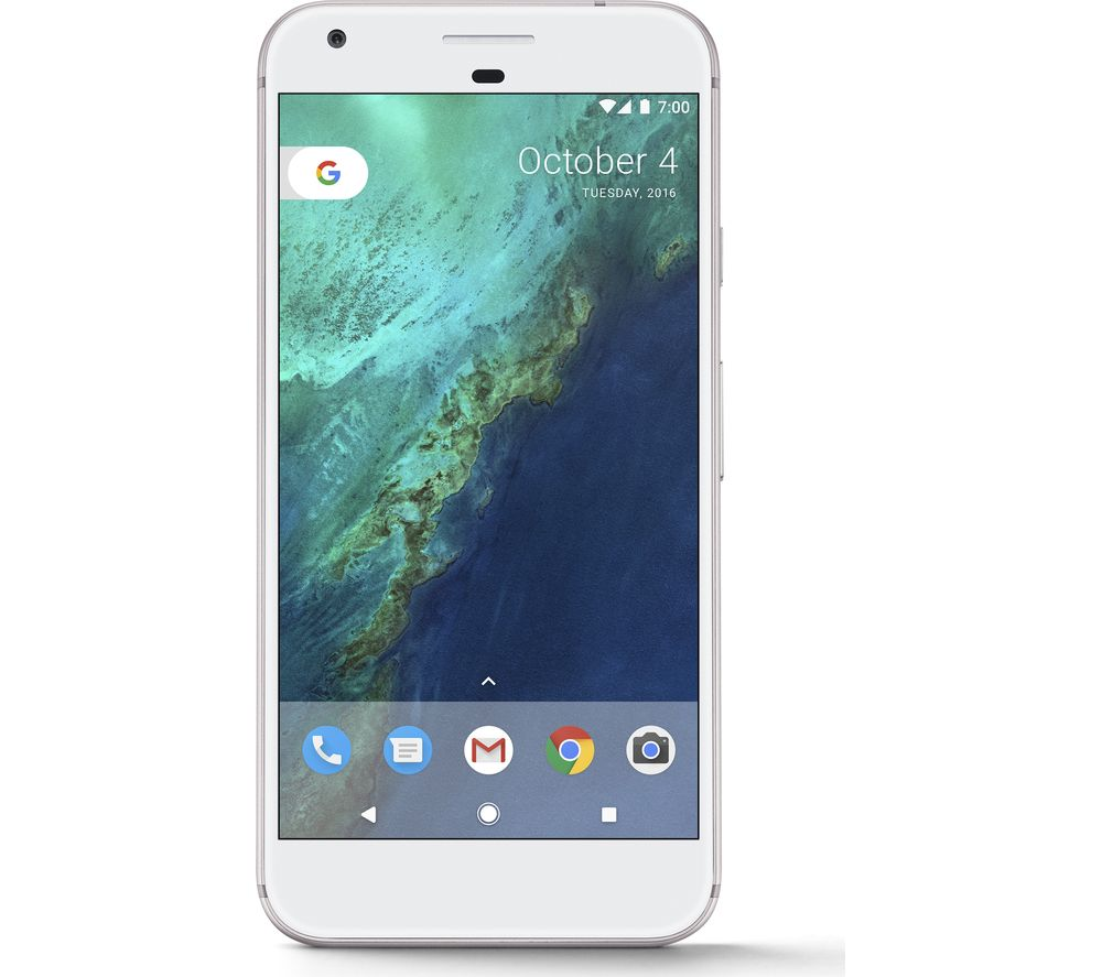 PIXEL Phone by Google - 32 GB, Silver