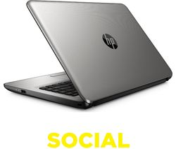 "HP 14-an060sa 14"" Laptop - Silver"