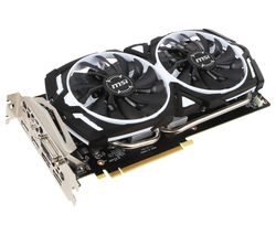 MSI Armour GeForce GTX 1060 Graphics Card