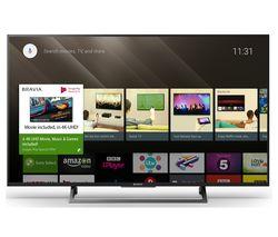 "SONY BRAVIA KD49XE8004BU 49"" Smart 4K Ultra HD HDR LED TV"