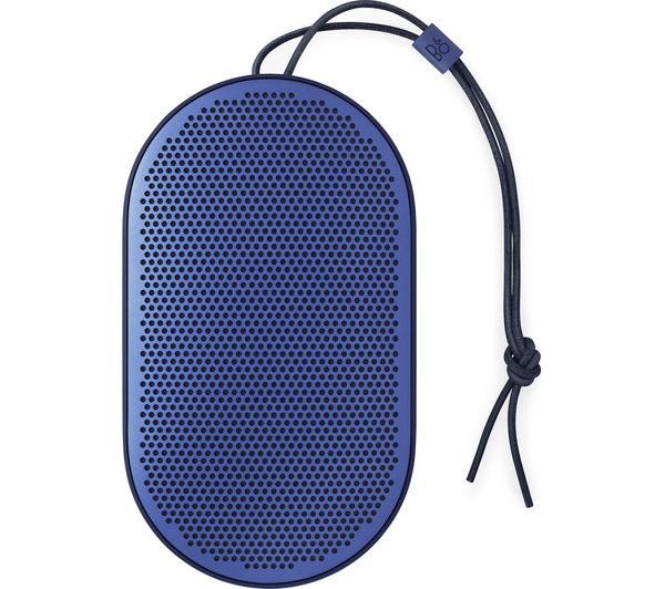 Image of B&O BEOPLAY P2 Portable Bluetooth Wireless Speaker - Royal Blue