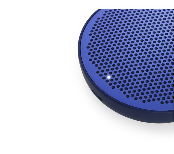 b o beoplay p2 portable bluetooth wireless speaker royal. Black Bedroom Furniture Sets. Home Design Ideas