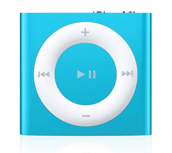 apple ipod shuffle 2 gb 4th generation blue deals pc. Black Bedroom Furniture Sets. Home Design Ideas