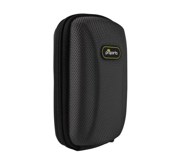 PROPORTA Protective Hard Shell Camera Case - Black