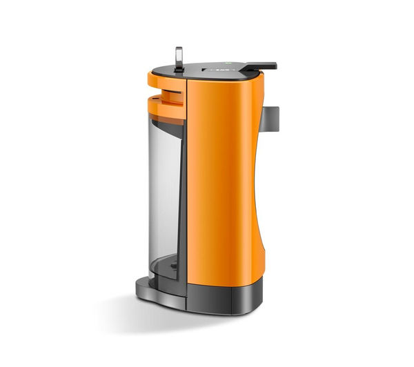 Oblo KP110F40 Hot Drinks Machine  Orange  Free Delivery  Currys