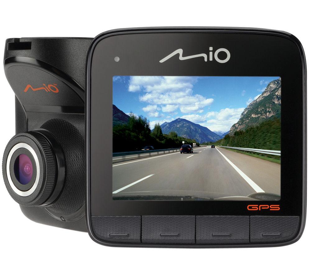 MIO MiVue 518 Dashboard Camera - Black