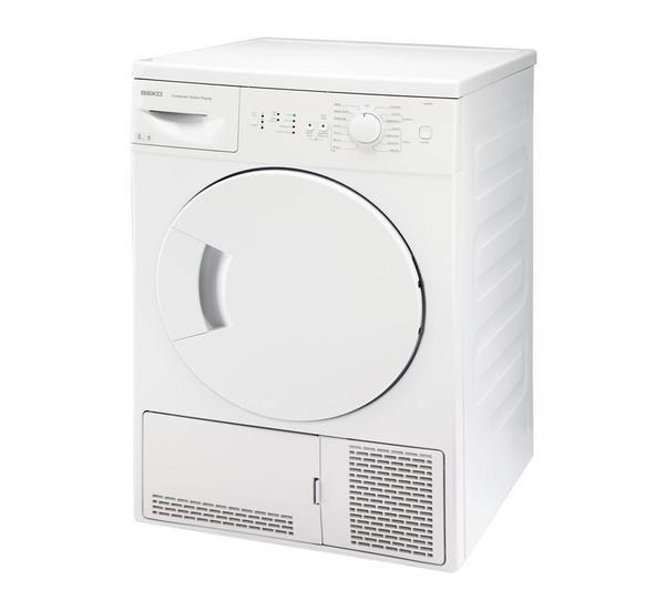 condenser washing machine