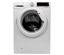 HOOVER DXA48W3 Washing Machine - White