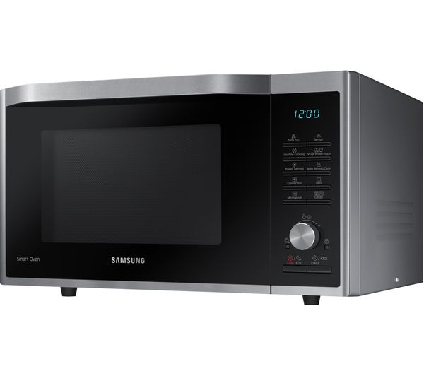 Buy samsung mc32j7055ct eu combination microwave stainless steel free delivery currys for Stainless steel interior microwave reviews