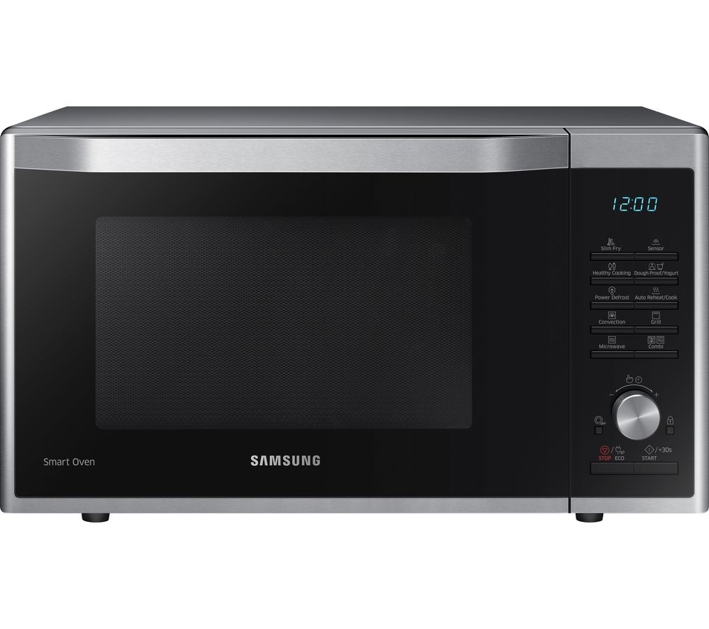 Buy samsung mc32j7055ct eu combination microwave Microwave with stainless steel interior