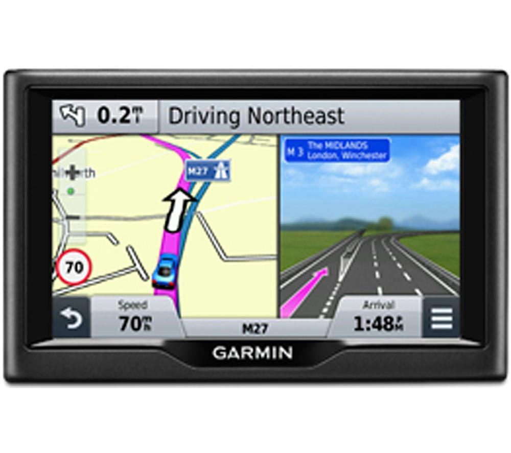 "Garmin Nuvi 57LM 5"" Nav Lifetime Maps"