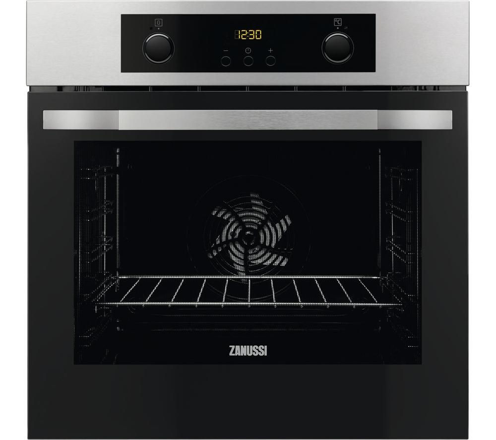 ZANUSSI  ZOP37902BA Electric Oven  Stainless Steel Stainless Steel