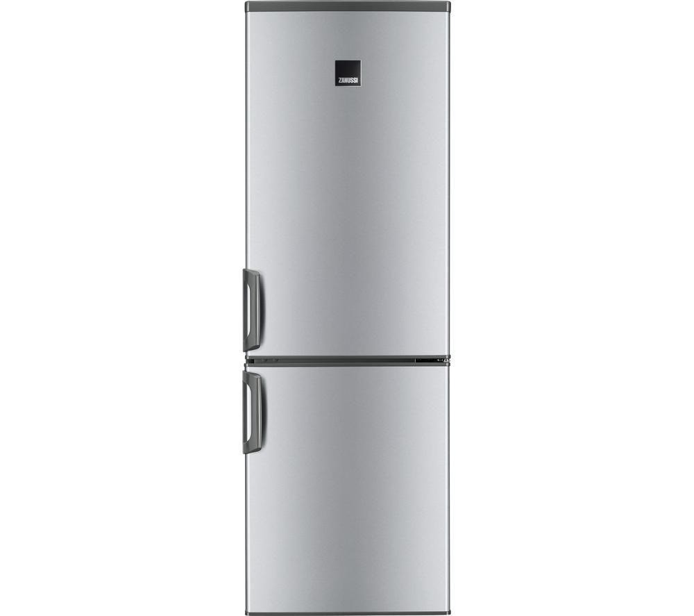 ZANUSSI ZRB23055FX Fridge Freezer - Stainless Steel