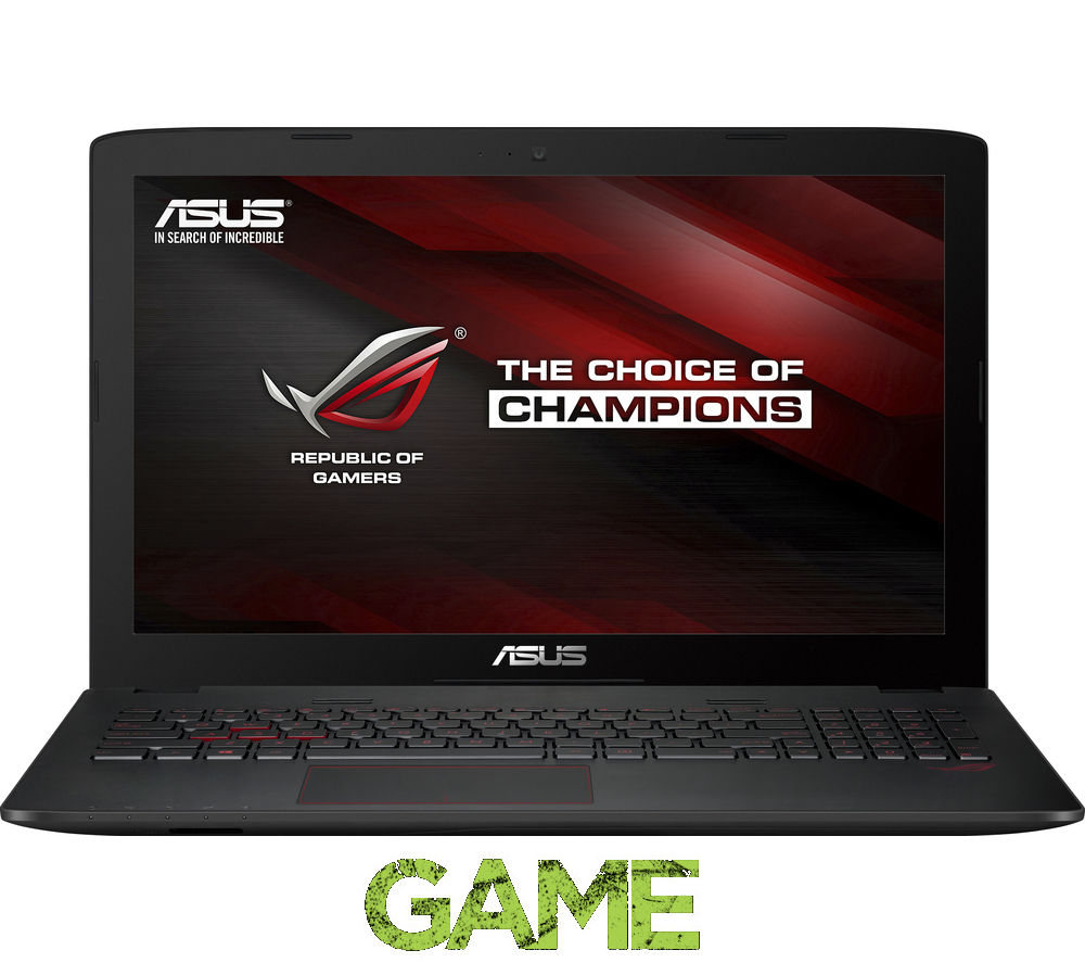 ASUS ROG (Republic of Gamers) GL552 15.6