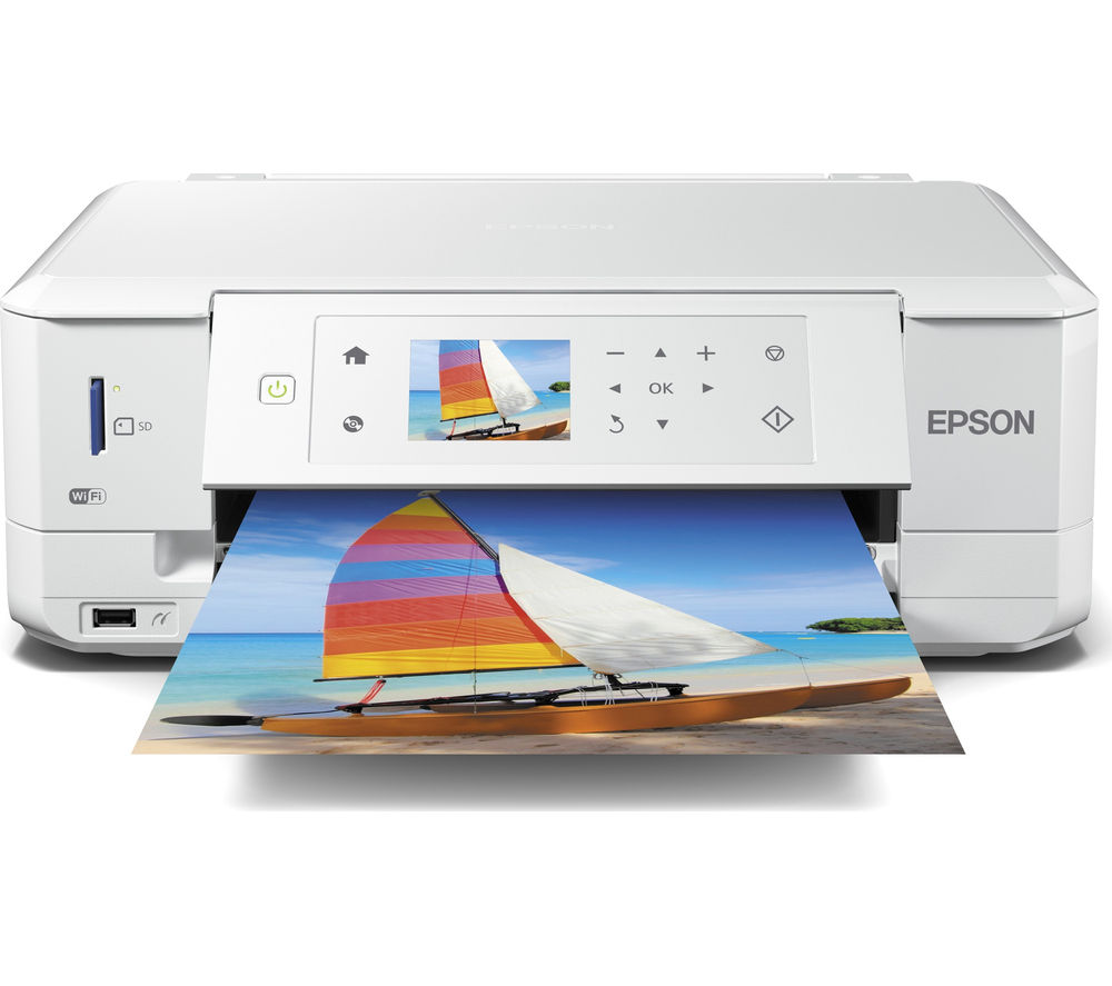 EPSON  Expression Premium XP-635 All-in-One Wireless Inkjet Printer +  No. 33 Oranges 5-Colour Ink Cartridges - Multipack