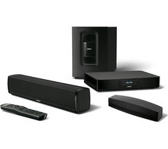 Bose SoundTouch 2.1-Channel Wi-Fi Home Theater System with Wireless Subwoofer & Bluetooth