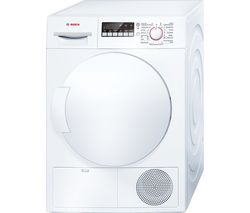 BOSCH WTB84200GB Condenser Tumble Dryer - White