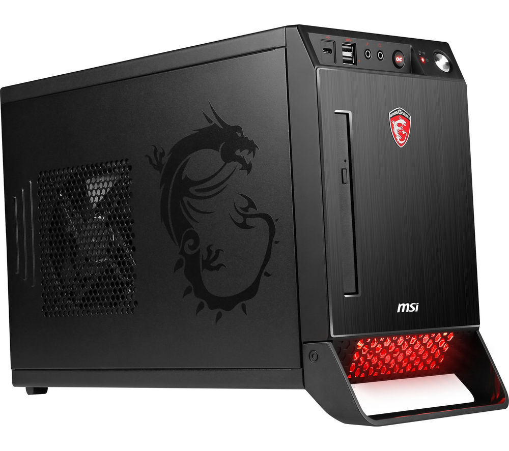 buy msi nightblade x2 006uk mini gaming pc free delivery currys. Black Bedroom Furniture Sets. Home Design Ideas