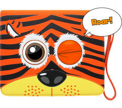 "TABZ00 Tiger 10"" Folio Tablet Case - Tiger Design"