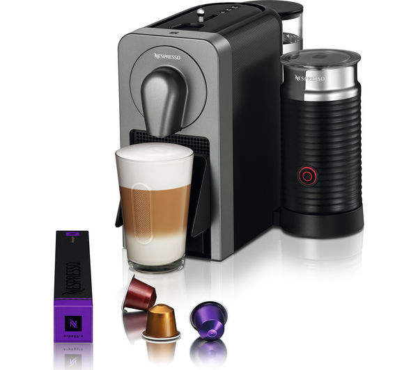 buy nespresso by krups prodigio xn411t40 smart coffee. Black Bedroom Furniture Sets. Home Design Ideas