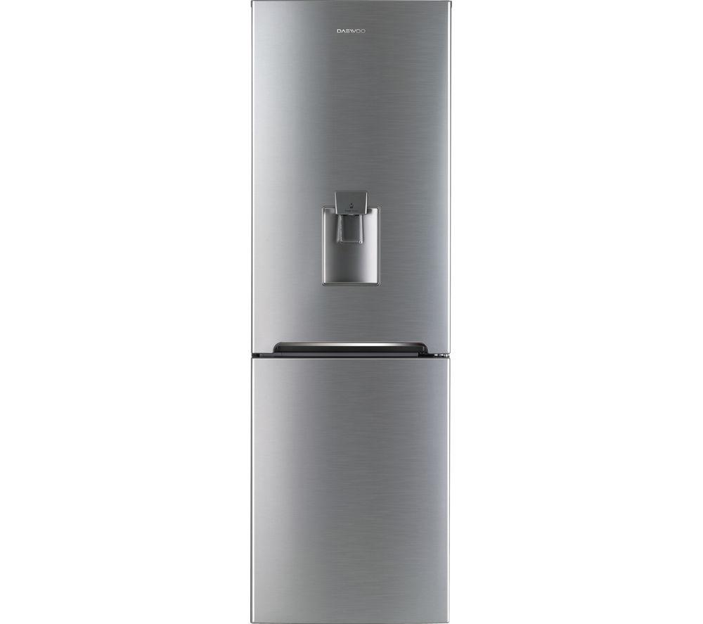 DAEWOO  RN37DS Fridge Freezer  Silver Silver