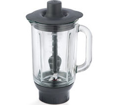 KENWOOD Kitchen Machine KAH358GL Glass Blender Attachment