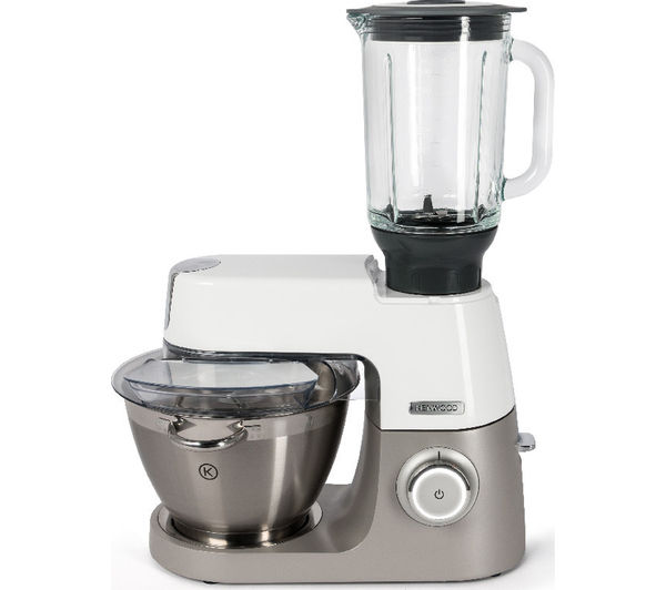 Buy kenwood kitchen machine kah358gl glass blender for Kenwood cooking chef accessoire