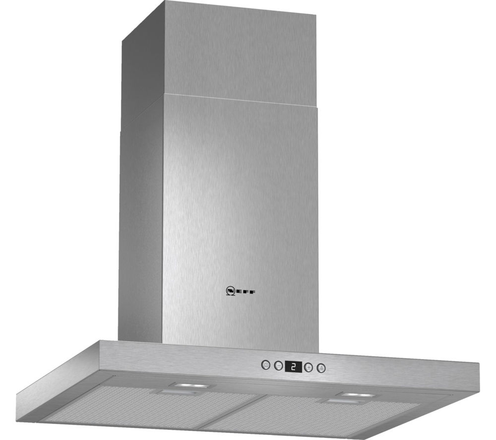 NEFF D76SH52N0B Chimney Cooker Hood - Stainless Steel