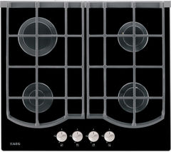 AEG HG653430NB Gas Hob - Black