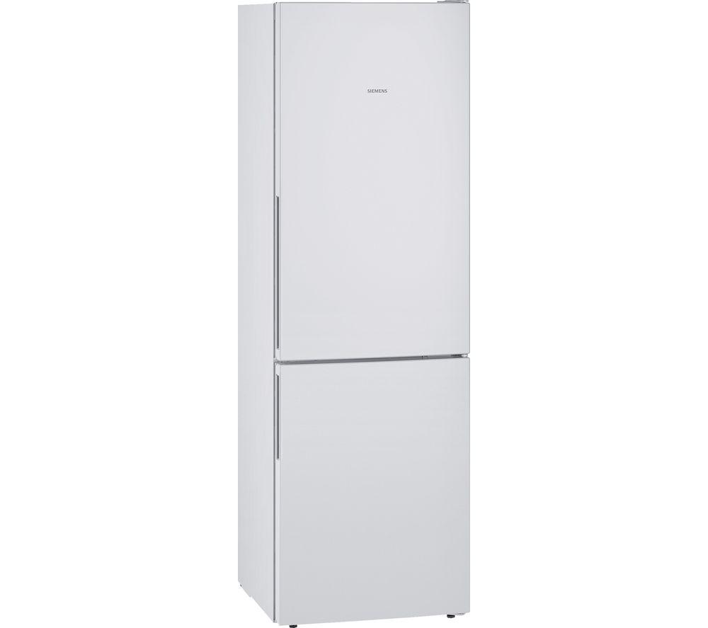 Image of SIEMENS KG36VVW33G Fridge Freezer - White, White