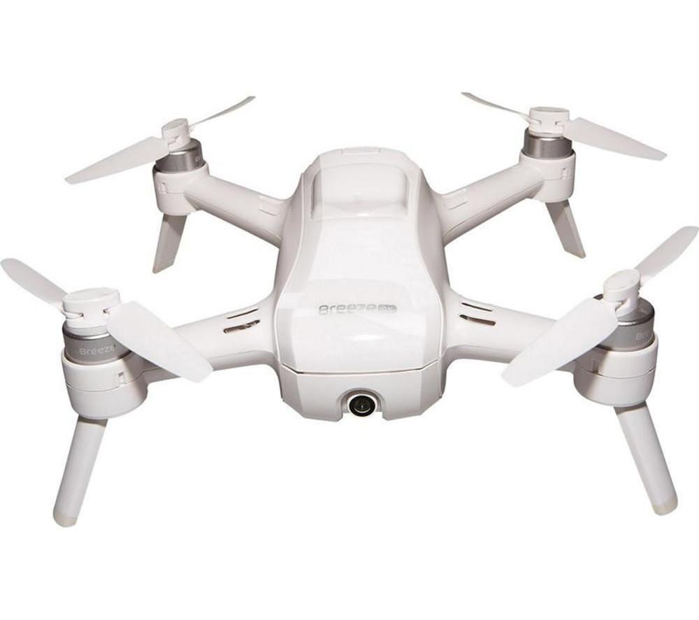 YUNEEC Breeze Drone - White