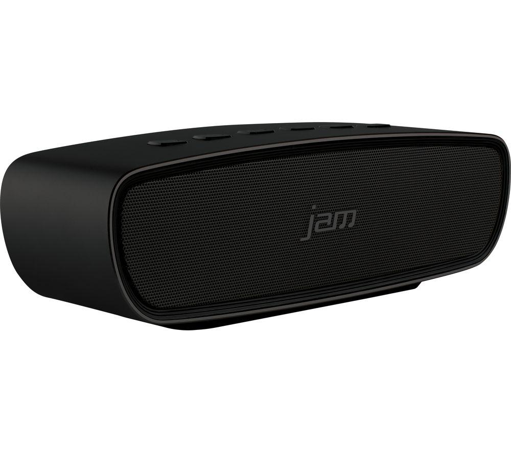 JAM Heavy Metal HX-P920BK-EU Portable Bluetooth Wireless Speaker - Black