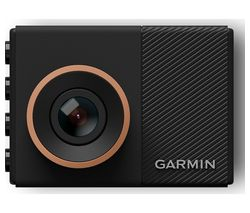 GARMIN 55 Dash Cam - Black
