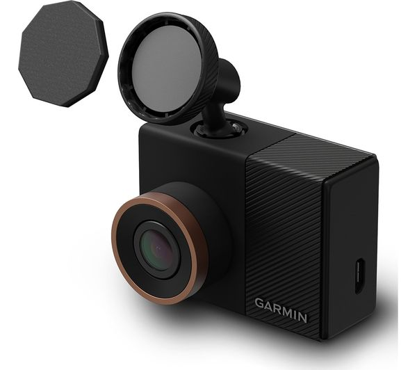 buy garmin 55 dash cam black free delivery currys. Black Bedroom Furniture Sets. Home Design Ideas