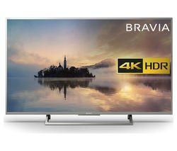 "SONY BRAVIA KD-43XE70 43"" Smart 4K Ultra HD HDR LED TV"