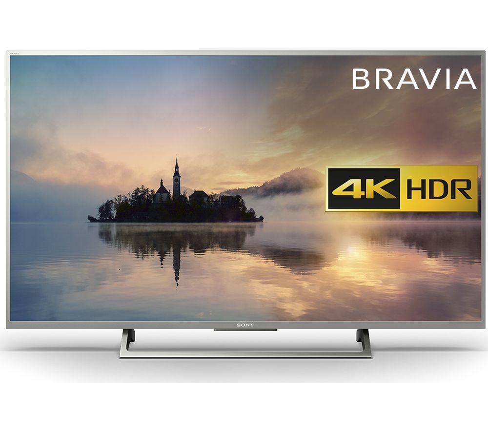 "SONY BRAVIA KD43XE7073 43"" Smart 4K Ultra HD HDR LED TV"