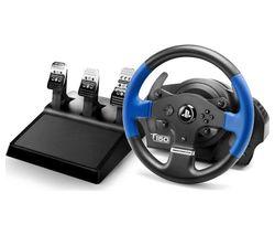 THRUSTMASTER T150 R5 Pro Wheel - Black & Blue