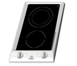 INDESIT DP2RIX Prime Electric Hob - Black