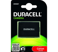 DURACELL DR9967 Li-Ion Rechargeable Camera Battery